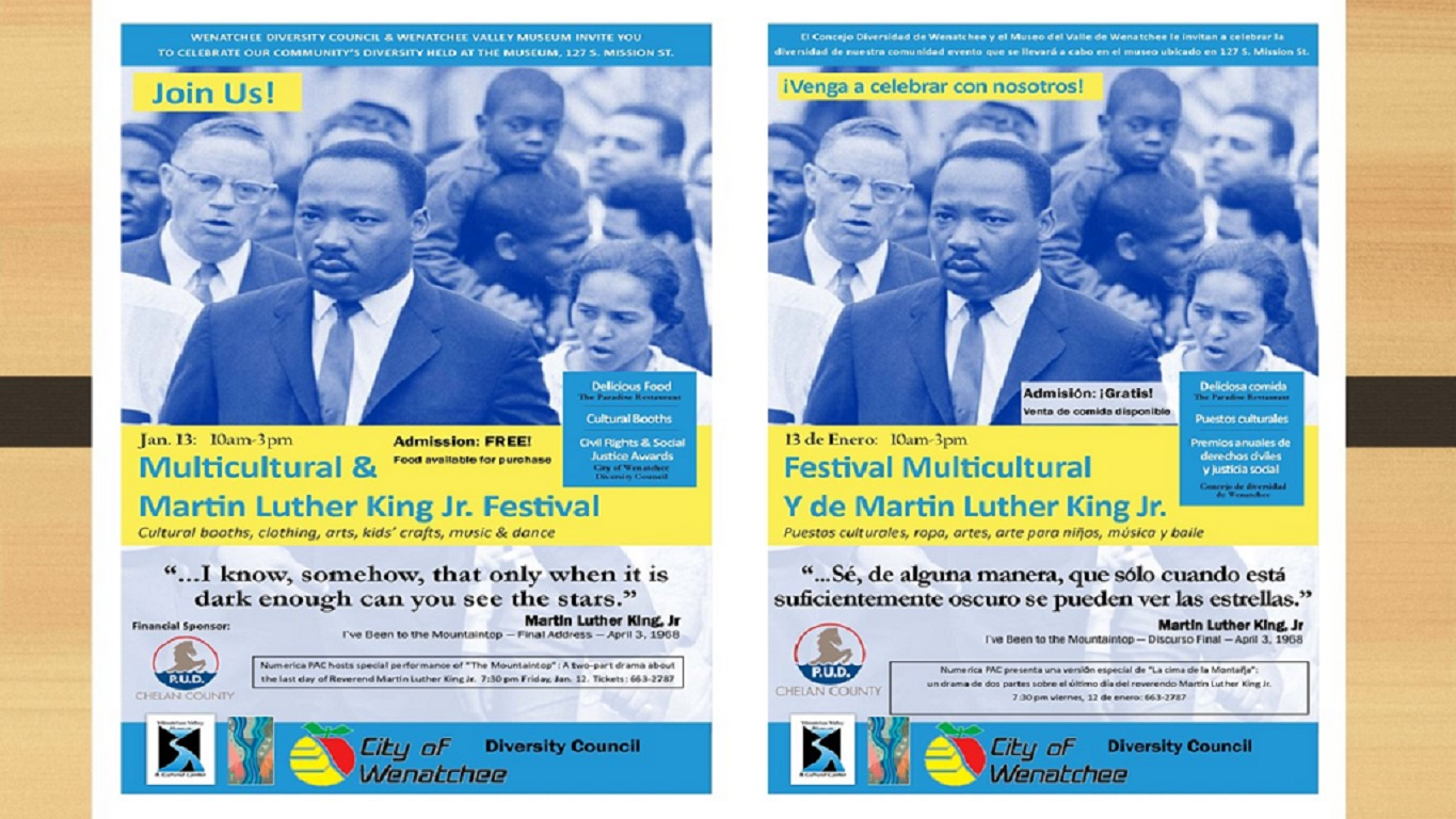 Multicultural & Martin Luther King Jr. Festival