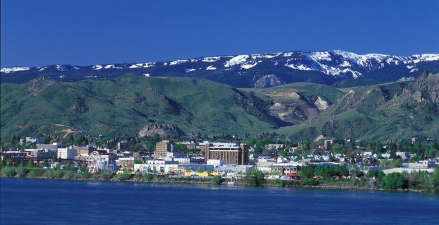 Wenatchee Snow Mtns